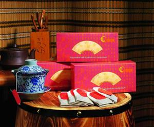 Fohow Liuwei CHA Herbata 25 saszetek po 2g - 2855267752