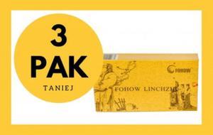 Trzypak Fohow Linchzhi Reishi 24 szt. po 0,3 g - 2855267784
