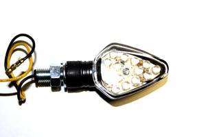 Kierunkowskaz uniwersalny LED WmMotor - 2827879473