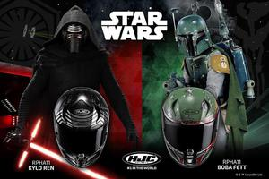 Kask HJC model R-PHA 11 Kylo Ren Limited Edition STAR WARS - 2849813100