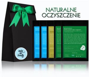 INTELLIGENT SKIN THERAPY PRO ZESTAW NATURALNE OCZYSZCZENIE - 2842062979