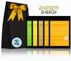 INTELLIGENT SKIN THERAPY PRO ZESTAW ZASTRZYK ENERGII - 2842062980