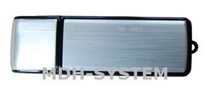 Mikro rejestrator dźwięku, dyktafon, Pendrive 8 GB BLACK, do 90 godzin nagrań, do 12 godzin pracy z wbudowanego akumulatora, DYKTAFON SK - 2823347349