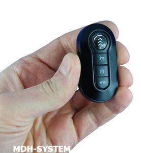 Mini kamera ukryta w PILOCIE, BRELOK Z KAMERĄ, 1920x1080 , DZIEŃ/NOC, 8 GB, DETEKCJA RUCHU - 2823346088