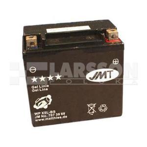 Akumulator �elowy JMT YTX5L-BS (WPX5L-BS) 1100318 KTM EXC 530, AJP PR4 125, Generic XOR 50 - 2841340492
