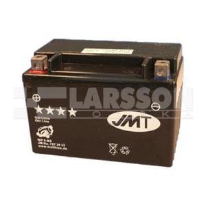 Akumulator żelowy JMT YTX9-BS (WP9-BS) 1100306 Suzuki GSX-R 600, Yamaha XJR 400 - 2849869509