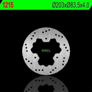 NG1215 TARCZA HAMULCOWA POLARIS TRAIL BLAZER 250/330 TRAIL BOSS 330 '05-'13, SCRAMBLER 500 '05-'09 (203X83,5X4) (3X8,5MM) - 2848006856