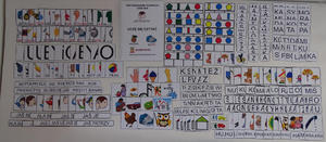 Uczę się czytać- kreatywna ksiażka - 2842680249