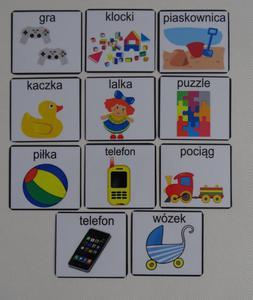 Zabawki - piktogramy - 2855882170