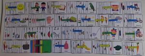 Mega zestaw kart edukacyjnych - wersja w j. angielskim - 2862517756