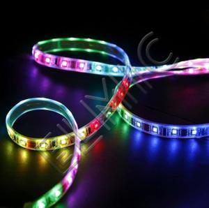 Taśma LED Cerise RGB 30 WP SMD 30 szt./m 7,2W/m 36W DC 12V IP54 5mb RGB wielokolorowy CRILLAR - 2827854467