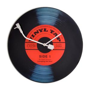 NeXtime - zegar ścienny Vinyl Tap - 2840878521