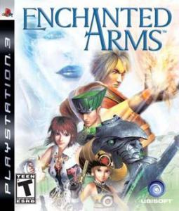 Enchanted Arms - PS3 (Używana) - 2014003007