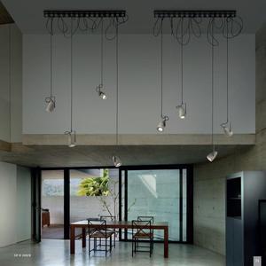 Forata SP R/300 B Lampa Wisząca Sillux LED - 2846986335