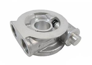 Podstawa filtra oleju z termostatem Mocal - 2827956773