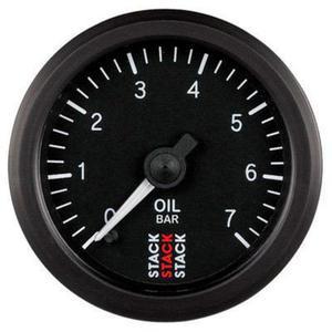 Mechaniczny wskaźnik ciśnienia oleju Stack - 2827956811