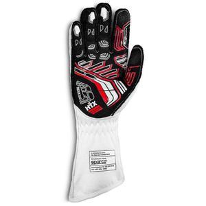 Rękawice Sparco Arrow RG-7 - Biały - 2827948531