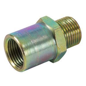 Adapter montażowy podstawki filtra oleju - M18x1.5 - 2827956856