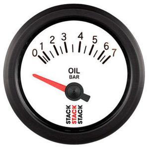 Elektroniczny wskaźnik ciśnienia oleju Stack - 2827956890