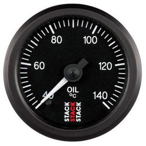 Elektroniczny wskaźnik temp. oleju Stack - 2827956898