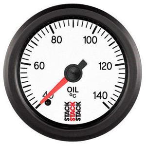 Elektroniczny wskaźnik temp. oleju Stack - 2827956899