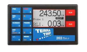 Halda TerraTrip 202 PLUS v4 - 2827957337