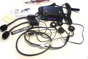 Zestaw interkomu TerraTrip Professional V2 + - Do kasku zamkniętego - 2827964557