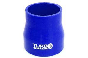 Redukcja silikonowa TurboWorks - Niebieski - 2827964935