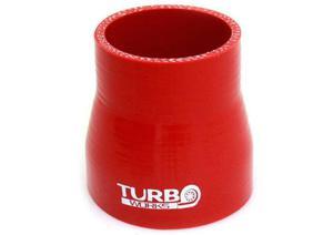 Redukcja silikonowa TurboWorks - Czerwony - 2827964936