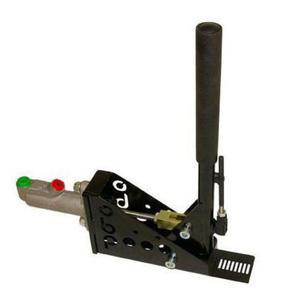 Hydrauliczny hamulec ręczny 280mm OBP - z blokadą + pompa OBP - Pionowa - 2827965256