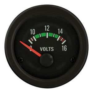 Wskaźnik napięcia volt- VDO LOOK - 2827965339