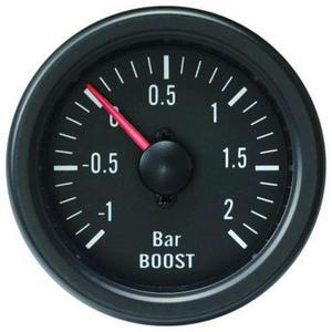 Mechaniczny wskaźnik doładowania turbo - VDO LOOK - 2827965340