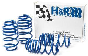 Sprężyny obniżające H&R Hyundai Santa Fe Facelift - 2827966838