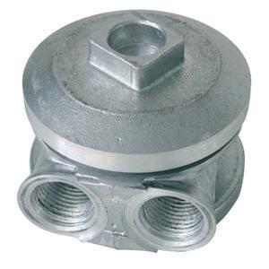 Głowica zdalnego montażu filtra oleju - 3/4 UNF