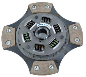 Tarcza sprzęgła Helix CITROEN C 2 1.6 ltr 16v VTS 2004-->