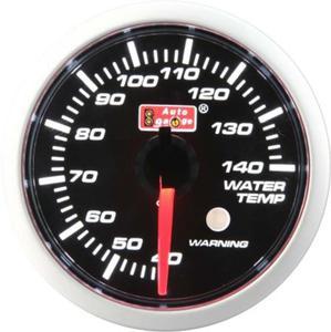 Wskaźnik temperatury wody 52mm - SMOKE WARNING - 2827948253