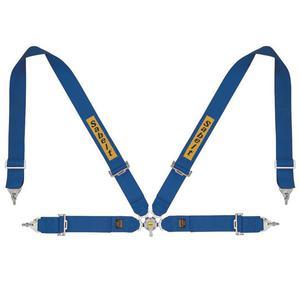 Pasy Sabelt Saloon Steel 4-Punktowe - Niebieski