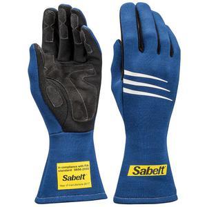 Rękawice Sabelt FG-150 FIA - Niebieski