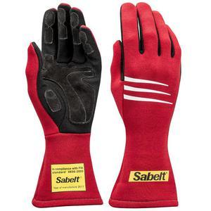 Rękawice Sabelt FG-150 FIA - Czarny  XS