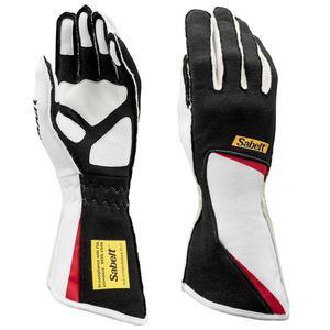 Rękawice Sabelt FG-300 FIA - Czarny