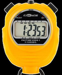 Stoper Fastime 1 - Żółty