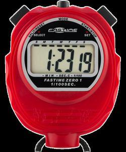 Stoper Fastime 01 - Czerwony - 2827983297
