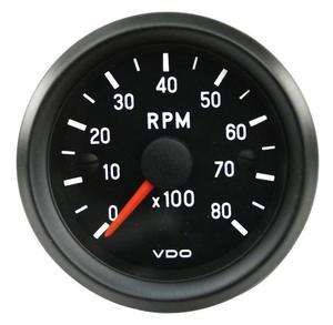 Obrotomierz 0-8000 RPM VDO VISION