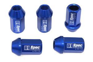 Kute nakrętki D1Spec - Niebieski