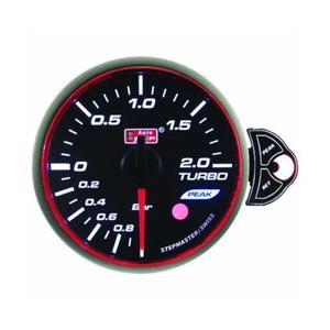 Wskaźnik doładowania Turbo - SM PEAK 52mm - 2827948293
