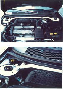 Rozpórka Ford Mondeo - MA/1753 - OMP - 2827952551