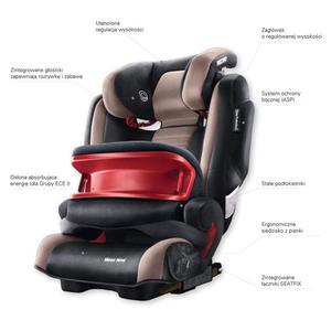 Fotelik dziecięcy Recaro Monza Nova IS - 2827990086