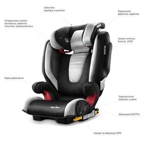 Fotelik dziecięcy Recaro Monza Nova 2 Seatfix - 2827990090