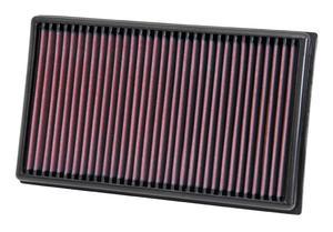 Filtr powietrza wkładka K&N AUDI A3 1.6L Diesel - 33-3005