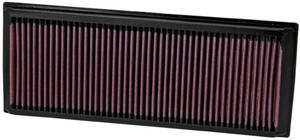Filtr powietrza wkładka K&N AUDI A3 Quattro 2.0L - 33-2865